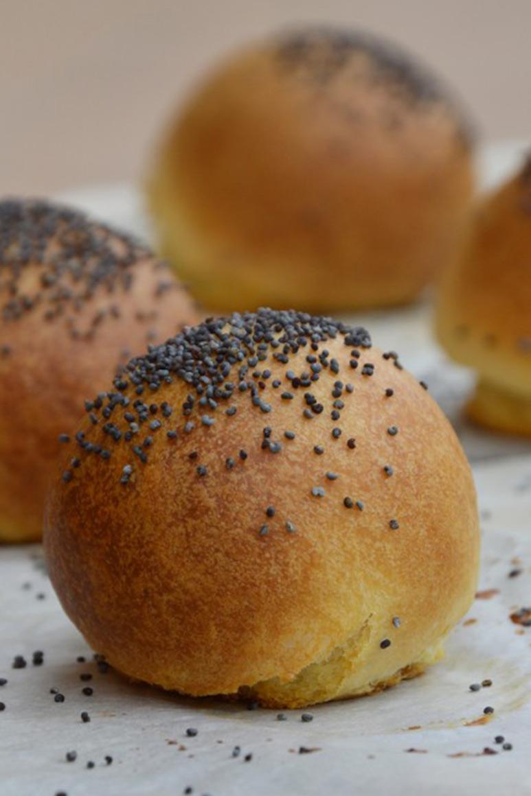 Bun du boulanger pour de meilleurs burgers