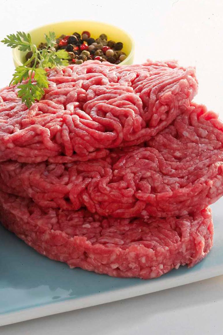 Viande de qualité pour de meilleurs burgers